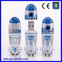 China Private mould PVC star war usb . wholesale