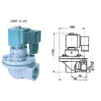 Buy cheap Rectangular electromagnetic pulse valve from wholesalers
