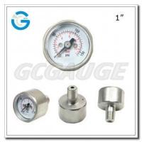 "1"" chrome-plated 1 in gauges Manufactures"