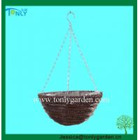 Willow Planter Basket Manufactures