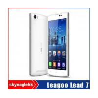 Cheap 100% original leagoo lead 7 android 4.4 smart phone quad core 5 inch cell phone made in China for sale