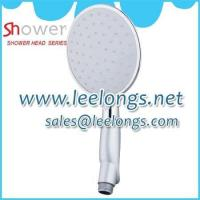 China SH-1098 rainfall hand shower head bathroom products wholesale