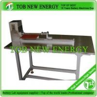 China Manual Inserting Winding Machine For Lithium Battery wholesale