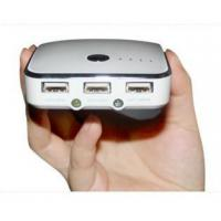 12000mAH High Capacity Portable Phone Charger With 3 USB output Manufactures