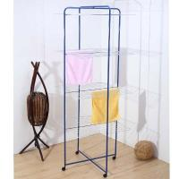 Buy cheap BJ-C4040C) 4 tier removable cross clothes drying stand from wholesalers