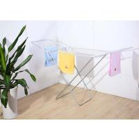 Buy cheap Foldable laundry clotheshorse from wholesalers
