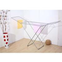 Buy cheap Folding Iron Clothes Rack from wholesalers