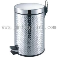 Stainless Steel Pedal Shape Waste Bin Manufactures
