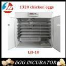 Cheap Automatic egg Hatching Machine egg incubator for sale Manufactures