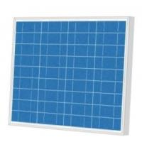 China Solar Power Energy 55W Poly-Crystal 55W Poly-Crystalline Silicon Solar Panel wholesale