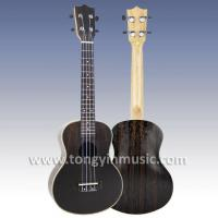 China Handmade Ebony Tenor Ukulele wholesale