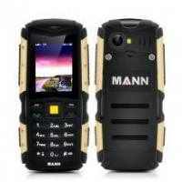 Cell Phones MANN ZUG S Rugged Phone (Gold)