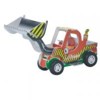 Engineering Truck Puzzle Toys Model No.:3106-h Manufactures