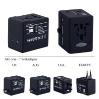 China universal travel adapter with USB BST618 on sale