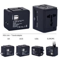 China universal travel adapter with USB on sale