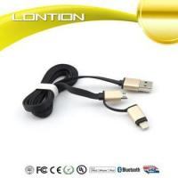 China China manufacturer MFi micro usb to 8 pin cable wholesale