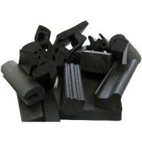 Buy cheap Multi shaped rubber extruded Miscellaneous shape rubber profile from wholesalers
