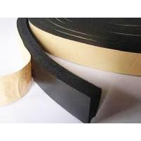Multi shaped rubber extruded Sponge Rubber Foam Tape Manufactures