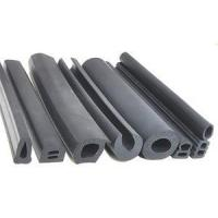 China Multi shaped rubber extruded epdm foam rubber wholesale