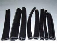 Multi shaped rubber extruded Edge trim without skeleton Manufactures