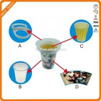 China Beverage cup cooler, ice cup for beer wholesale