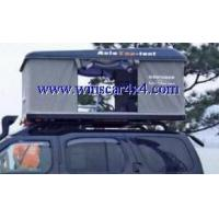 China U2081 Black Powder Coated Steel Roof Rack for Universal on sale