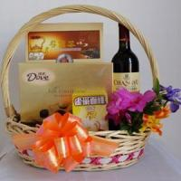China New Year gift basket NO.22 on sale