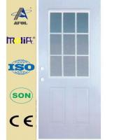 China AFOL steel apartment building entry doors on sale