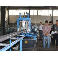 C And Z Steel Channel Exchange Purlin Roll Forming Machine Manufactures