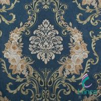 Buy cheap Good Design Heavy Vinyl Embossed Wallpaper For Decoration LCPE1188017 from wholesalers