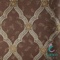 China Good Design 3d Designer Pvc Royal Wallpaper Designs LCPE088 YS0207 Manufactures
