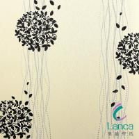 Buy cheap Good Quality Latest Flower Design Washable Wallpaper For Kitchen LCPE1286106 from wholesalers