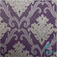 Buy cheap Interior Decorative Washable Vinyl Wallpaper For Living Room LCPE1300109 from wholesalers
