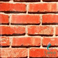 Buy cheap Paper Backed Modern Brick Design Vinyl Wallpaper LCPX047WJ205-2 from wholesalers