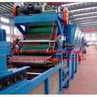 China Rubber Sheet Cooling Machine/Rubber Batch off Cooler wholesale