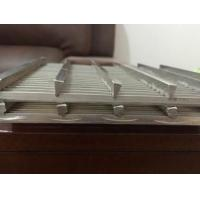 Wedge Wire Screen Panels - High Strength and Long Lifespan
