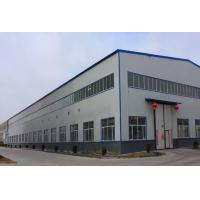 China Heavy-gauge Steel Structure-H-1-002 on sale