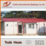 China Steel building modern prefabricated house on sale