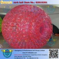 China inflatable zorb ball hot sale with discount wholesale