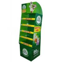 China Point of sale paper hair bow,carpet and comic book display rack wholesale