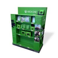 Computer accessories colorful point of sale cardboard counter display boxes or shelf Manufactures