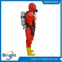 China light chemical suit and breathing apparatus wholesale