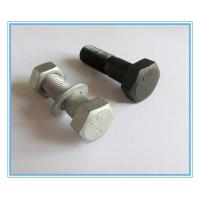 China M16-M52 of Commodity: Heavy Hexagon Head Bolts and Nuts Flat Washers on sale