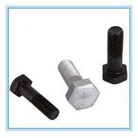 China DIN931 Hex Bolt and Nut on sale