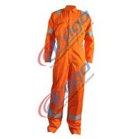 Flame retardant clothing for workers heat protection Manufactures