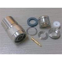 China N Male Straight Connector For RG214 wholesale