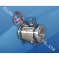 China Forged Trunnion Ball Valve wholesale