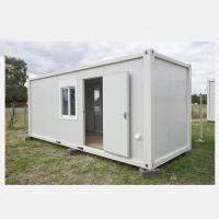 Container Houses Steel Frame Caravan Container Manufactures