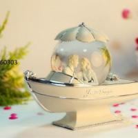 China Snow Globe Music Boxes Musical Box Jewelry Boxes on sale