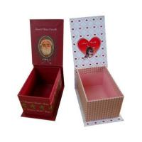 heart shape LOGO valentiner day gift box Manufactures